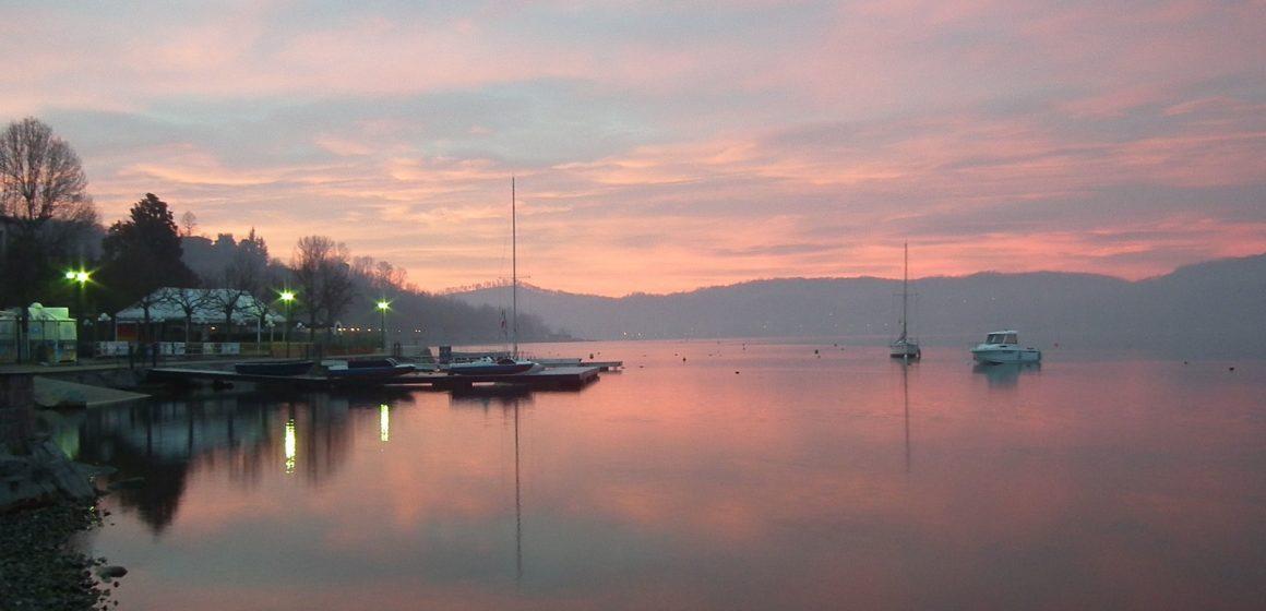 Lago di Viverone e la sua leggenda